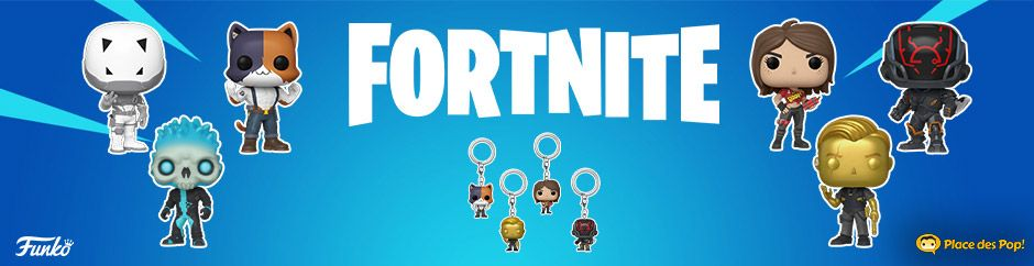Funko Pop Fortnite Janvier 2021
