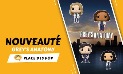 Grey's anatomy funko pop 2021