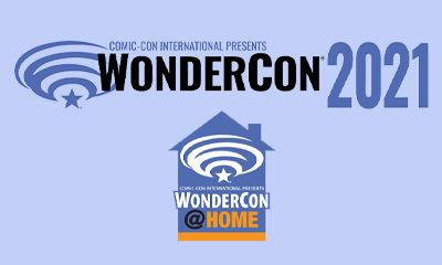 WonderCon 2021 - WONDERCON@HOME Funko Pop exclusives