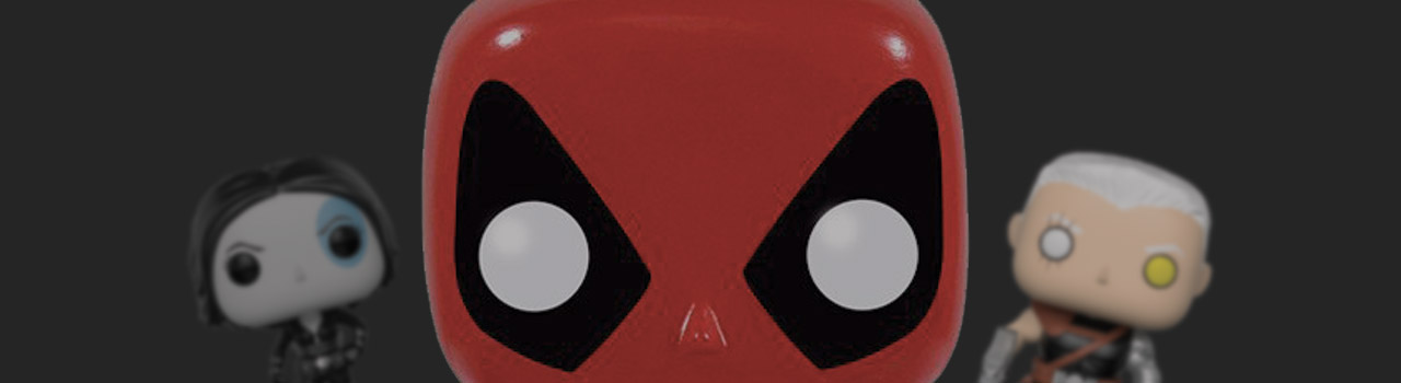 Achat Figurine Funko Pop Deadpool [Marvel] 0 Deadpool - X-Force - Porte-clés pas cher