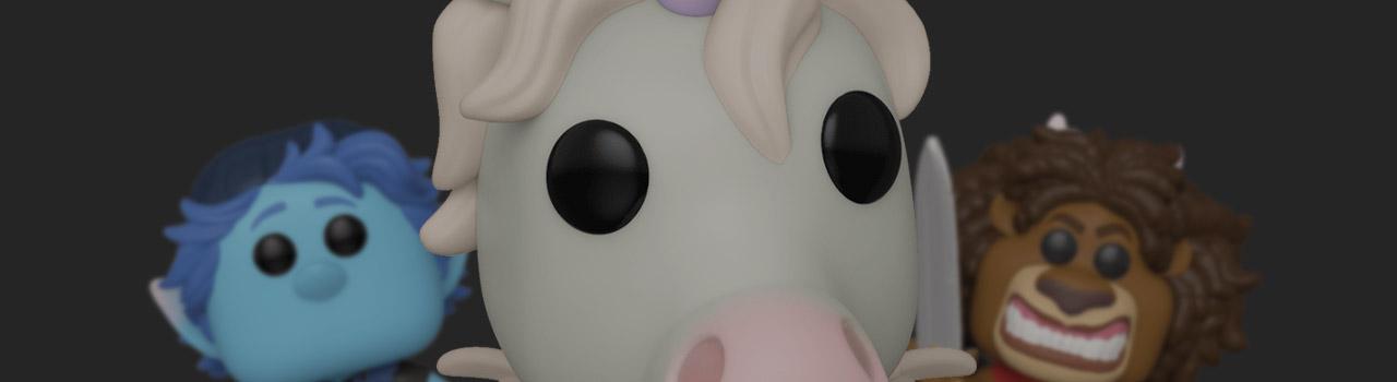 Figurine Pop En Avant Disney 724 Pas Chere Manticore