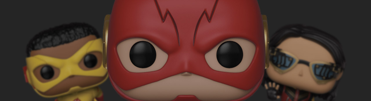 Achat Figurine Funko Pop Flash [DC]  215 Reverse Flash pas cher