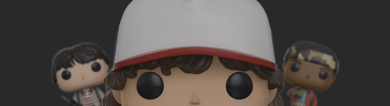 Achat Figurine Funko Pop Stranger Things 845 Joyce pas cher
