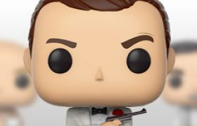 Figurines Funko Pop James Bond 007