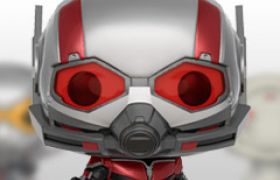 Figurines Funko Pop Ant-Man et la Guêpe [Marvel]