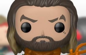 Figurines Funko Pop Aquaman [DC]