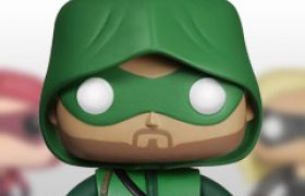 Figurines Funko Pop Arrow [DC]