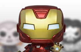 Figurines Funko Pop Avengers Gamerverse [Marvel]