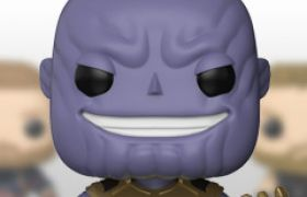 Figurines Funko Pop Avengers : Infinity War [Marvel]