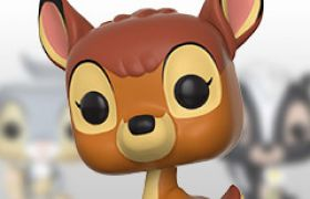 Figurines Funko Pop Bambi [Disney]
