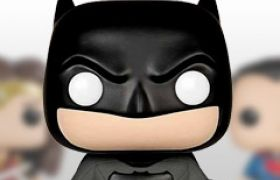 Figurines Funko Pop Batman v Superman : L'Aube de la justice [DC]