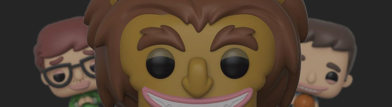 Achat figurines Funko Pop Big Mouth pas chères