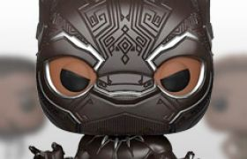 Figurines Funko Pop Black Panther [Marvel]
