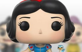 Figurines Funko Pop Blanche Neige [Disney]