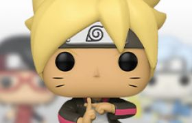 Figurines Funko Pop Boruto: Naruto Next Generations