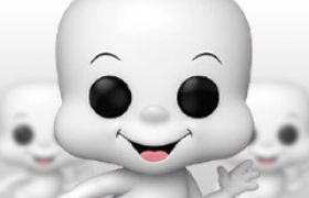 Figurines Funko Pop Casper
