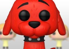 Figurines Funko Pop Clifford le gros chien rouge