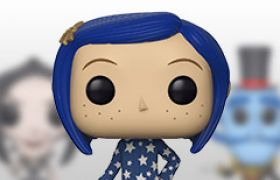 Figurines Funko Pop Coraline
