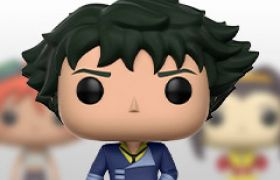 Figurines Funko Pop Cowboy Bebop