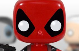 Figurines Funko Pop Deadpool [Marvel]