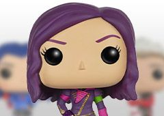 Figurines Funko Pop Descendants [Disney]