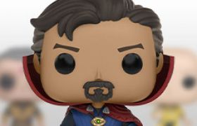 Figurines Funko Pop Doctor Strange [Marvel]