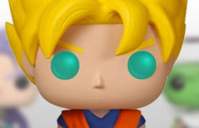 Figurines Funko Pop Dragon Ball