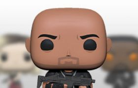 Figurines Funko Pop Fast and Furious : Hobbs and Shaw