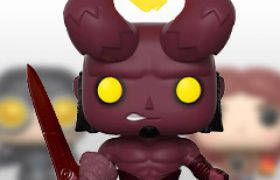 Figurines Funko Pop Hellboy