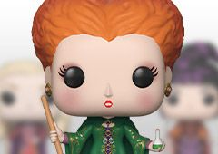 Figurines Funko Pop Hocus Pocus [Disney]