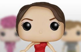 Figurines Funko Pop Hunger Games