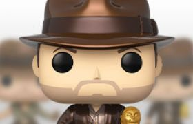Figurines Funko Pop Indiana Jones