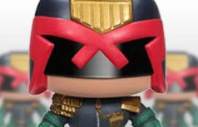 Figurines Funko Pop Judge Dredd