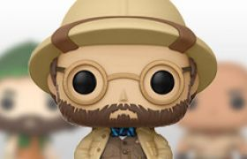 Figurines Funko Pop Jumanji