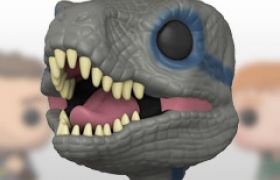 Figurines Funko Pop Jurassic World : Fallen Kingdom