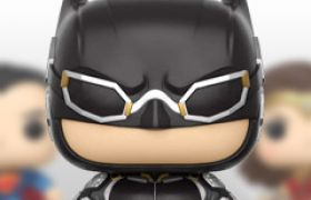 Figurines Funko Pop Justice League [DC]