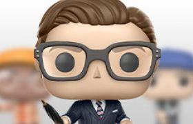 Figurines Funko Pop Kingsman : Services secrets