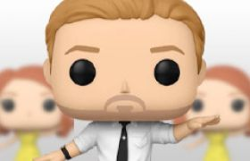 Figurines Funko Pop La La Land