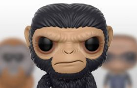 Figurines Funko Pop La Planète des singes
