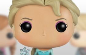 Figurines Funko Pop La Reine des Neiges [Disney]