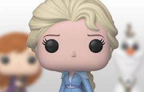 Figurines Funko Pop La Reine des Neiges II [Disney]