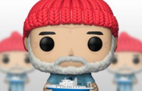 Figurines Funko Pop La Vie aquatique