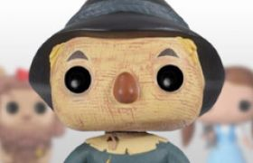 Figurines Funko Pop Le Magicien d'Oz