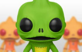 Figurines Funko Pop Le Monde (presque) perdu