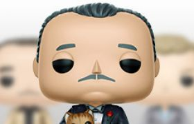 Figurines Funko Pop Le Parrain