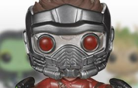 Figurines Funko Pop Les Gardiens de la Galaxie [Marvel]