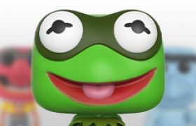 Figurines Funko Pop Les Muppets