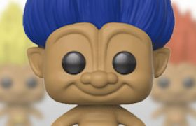 Figurines Funko Pop Les Trolls