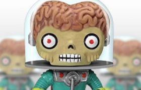 Figurines Funko Pop Mars Attacks!