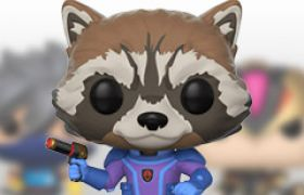 Figurines Funko Pop Marvel Gamerverse